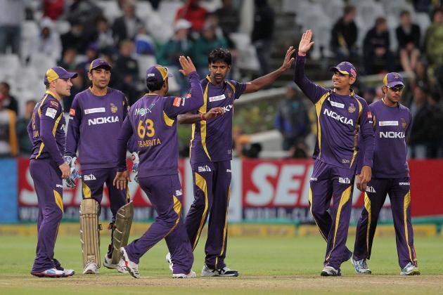 IPL 2014 Schedule: Remaining Fixtures, TV and Live Stream Info, Playoff Format