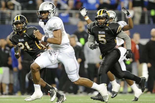 Texas Football: Will Quarterback Jerrod Heard Play as a True Freshman?