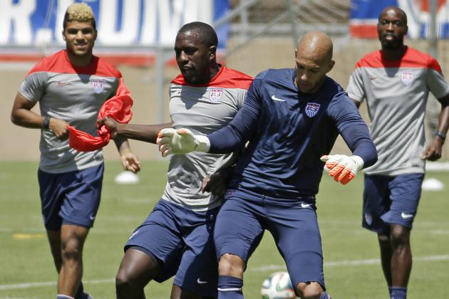 USA World Cup Schedule 2014: Analyzing Brutal Fixtures for USMNT