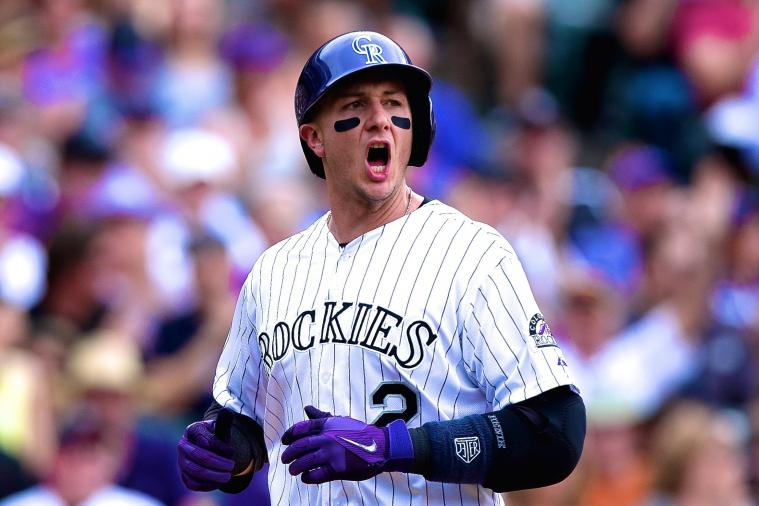 Troy Tulowitzki Responds to Sign-Stealing Accusations with New At-Bat Music