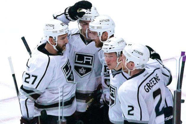 Los Angeles Kings' Never-Say-Die History and Attitude Will Prevail Over Chicago