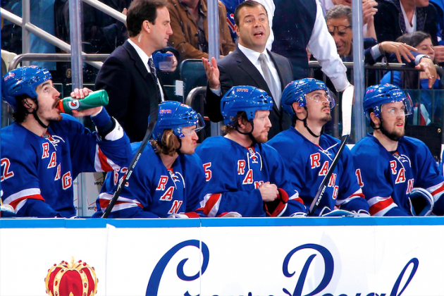 Rangers Playing with Fire in Eastern Conference Final vs. Revitalized Canadiens