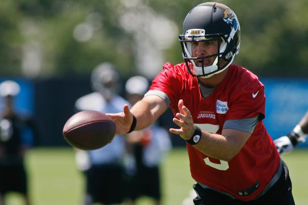 Should Blake Bortles Be the Jaguars' Starting Quarterback in Week 1?