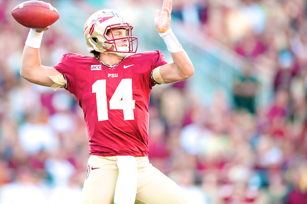 Alabama Quarterback Jacob Coker Is College Football's Biggest Wild Card in 2014