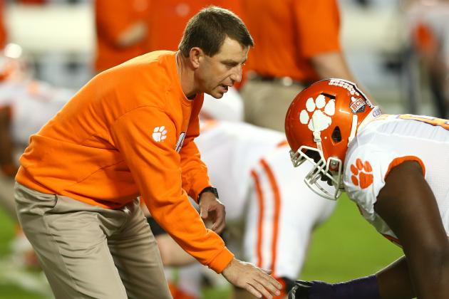 Clemson Football Recruiting: Evaluating Tigers 2015 Commits so Far