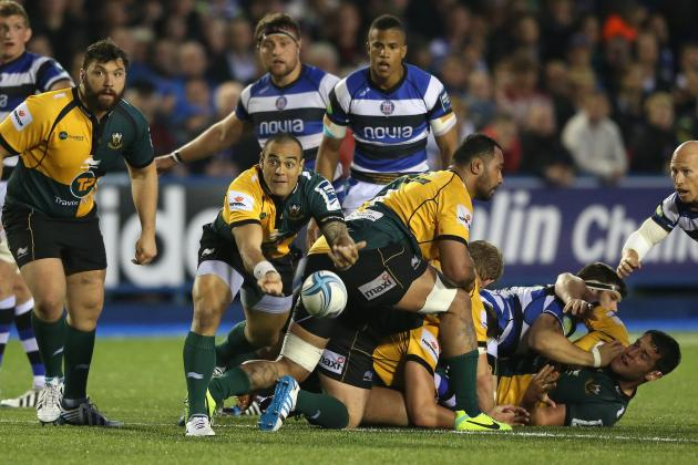 Amlin Challenge Cup Final 2014: Bath Rugby vs. Northampton Saints Score, Report