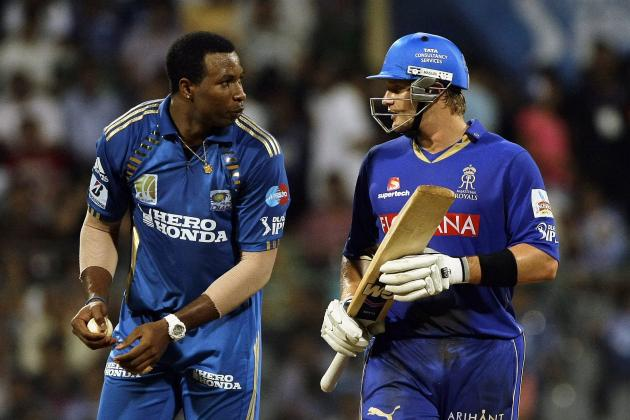 Mumbai vs. Rajasthan, IPL 2014: Date, Time, Live Stream, TV Info and Preview