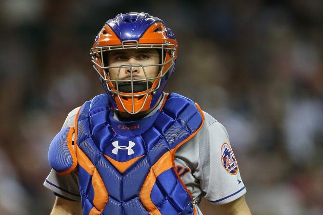 d'Arnaud Inching Closer to Return