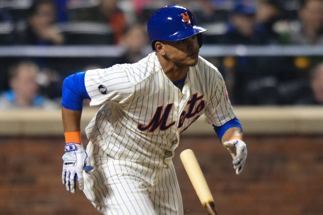 Heyman: Time for Mets to Give Lagares, Flores Their Shot
