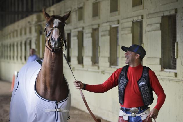 California Chrome's Humble Beginnings Are Focal Point of Triple Crown Journey