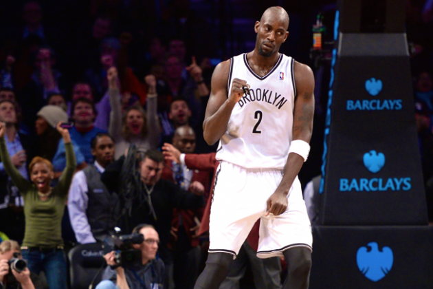 Report: Kevin Garnett Likely to Return to Brooklyn Nets for One More Season