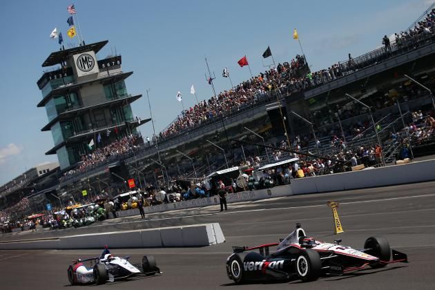 Indy 500 2014: Start Time, Lineup, TV Schedule and More
