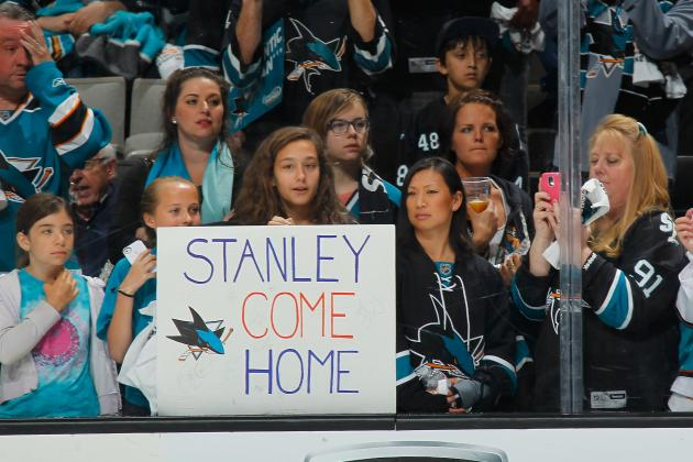 Sharks Not Raising Season Ticket Holder Prices