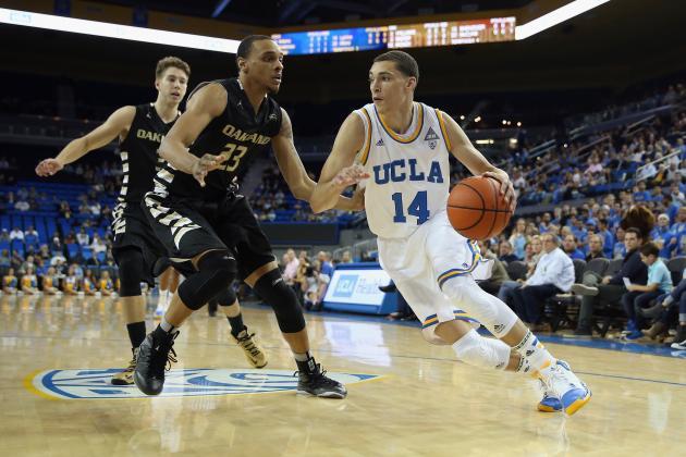 NBA Combine Notebook: Zach LaVine, Player Testing, the Next Greek Freak, More