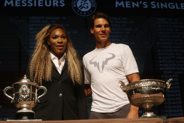 French Open 2014 Schedule: Live Stream, TV Info and Preview for Roland Garros