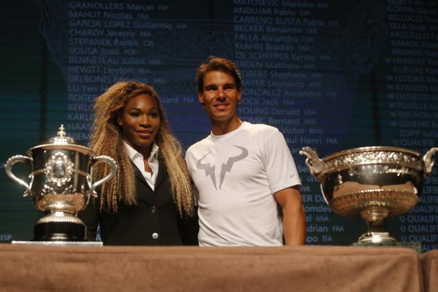 French Open 2014: Day 1 Schedule, Matchups, Roland Garros Bracket Predictions
