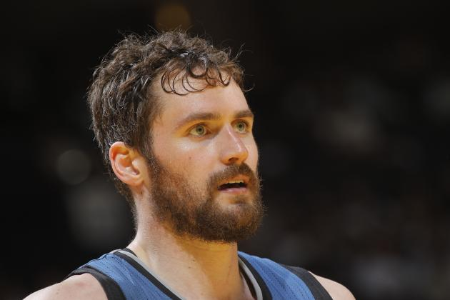 Is Kevin Love's Trade Demand the Minnesota Timberwolves' Worst Nightmare?