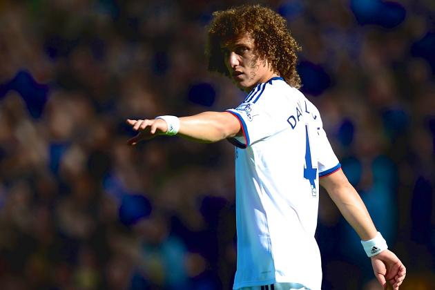 David Luiz to PSG: Les Parisiens Sign Chelsea Star