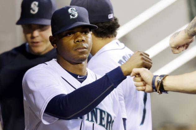 How Roenis Elias Cemented Future Place in Seattle Mariners' Rotation