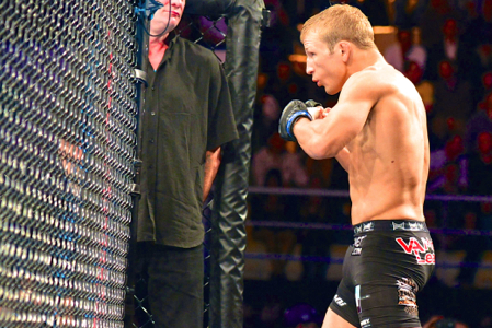 UFC 173: Fight Week with TJ Dillashaw