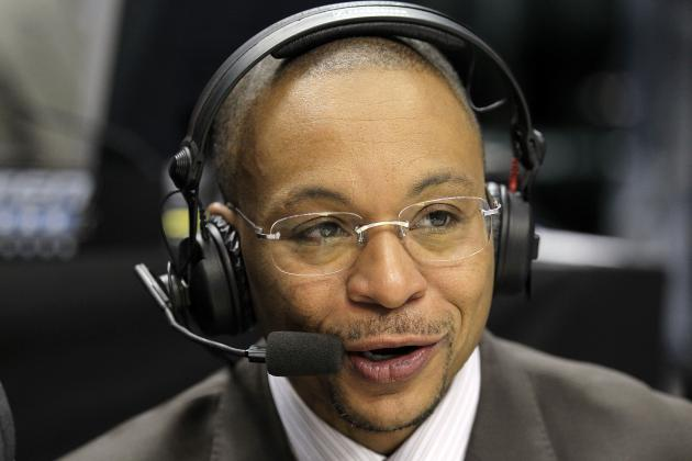 Gus Johnson, on Why Soccer Is Better Than Basketball