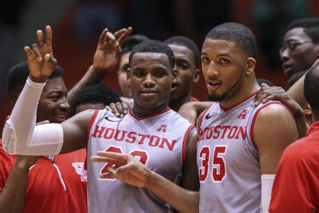 LSU Also in the Mix for Houston Transfer Danuel House