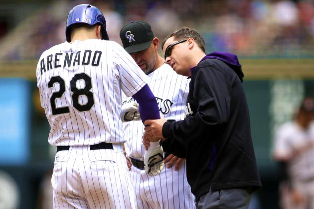 Nolan Arenado Injury: Updates on Rockies 3B's Finger and Return