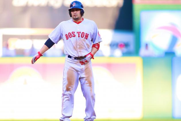 Shane Victorino Injury: Updates on Red Sox OF's Hamstring and Return