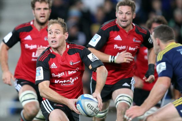 Crusaders Edge Highlanders in Thriller