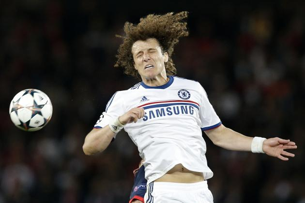 Chelsea Transfer News: Latest on David Luiz, Remy Cabella and Thibaut Courtois