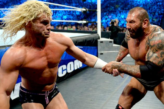 WWE Programming's Best Match for Week of May 24