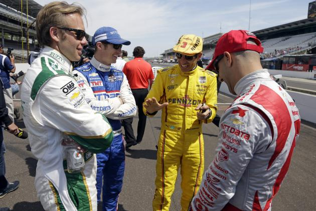 Indy 500 2014: Ranking Top Drivers to Watch in Marquee Race