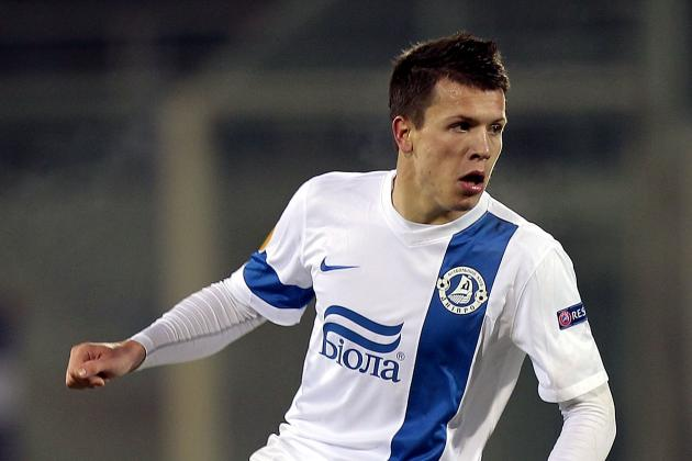 Liverpool Transfer News: Champions League Gives Reds Yevhen Konoplyanka Boost