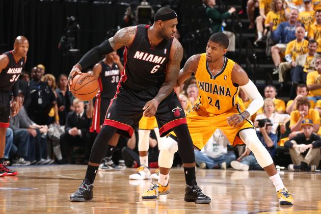 NBA Playoffs 2014: Conference Finals Bracket Picks, Championship Odds and More