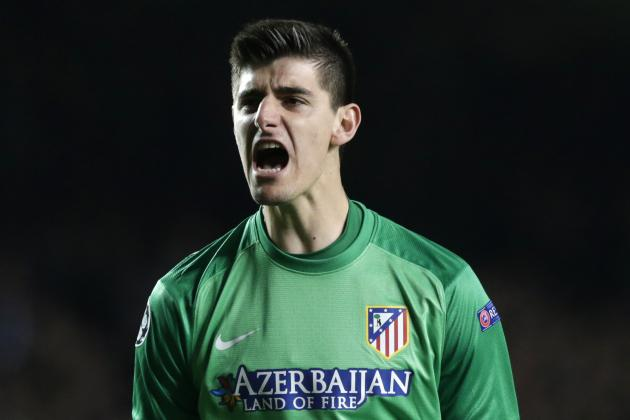 Thibaut Courtois' UCL Final Appearance Bolsters Experience for Chelsea