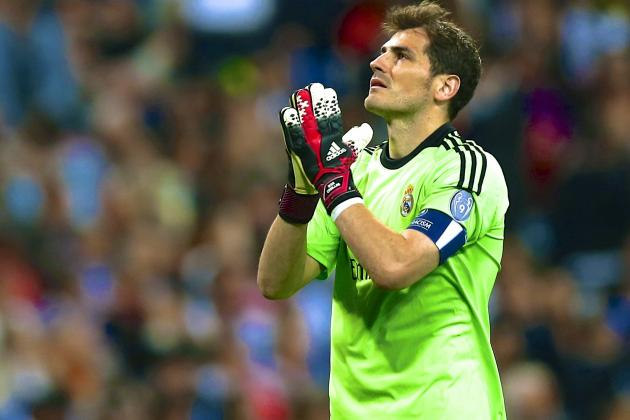 Casillas the Key to Real Madrid's Champions League Aspirations