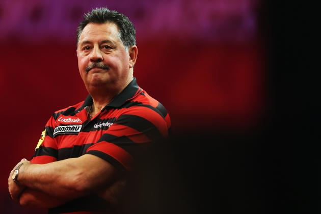 Players Championship Darts 2014: Recapping Saturday's Biggest Upsets