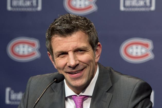 Should Montreal Canadiens General Manager Marc Bergevin Win GM of the Year?