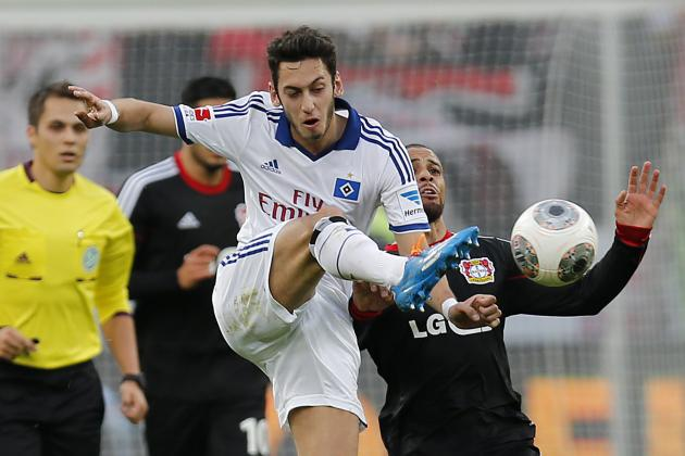 Arsenal Transfer News: Hakan Calhanoglu a Savvy Target for Gunners