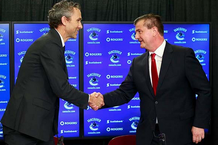 Canucks hope for better building with new GM Jim Benning