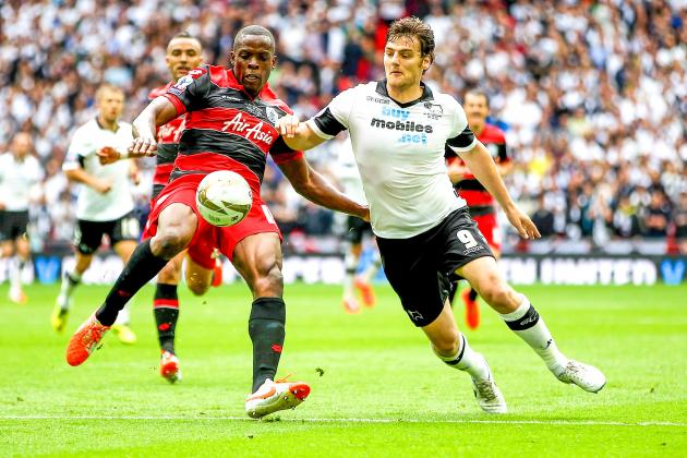 QPR vs. Derby County: Championship Play-off Final Live Score, Highlights, Report