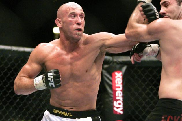 Josh Burkman Signs Multifight Deal with WSOF, Targeted for Early Summer Fight
