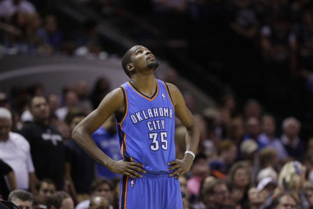 How Long Can Kevin Durant Keep OKC Thunder Afloat?