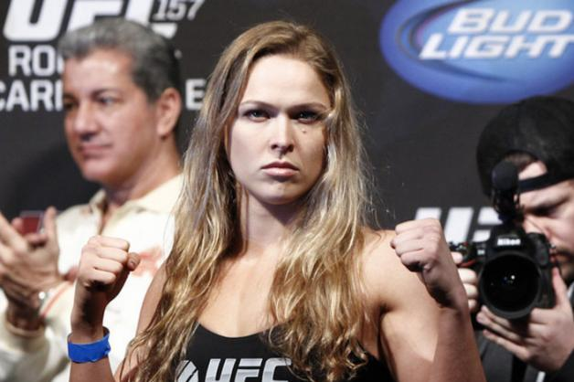 Rousey Says Boxing Is 'Limited' Sport, Calls Mayweather Fight a 'Terrible Idea'