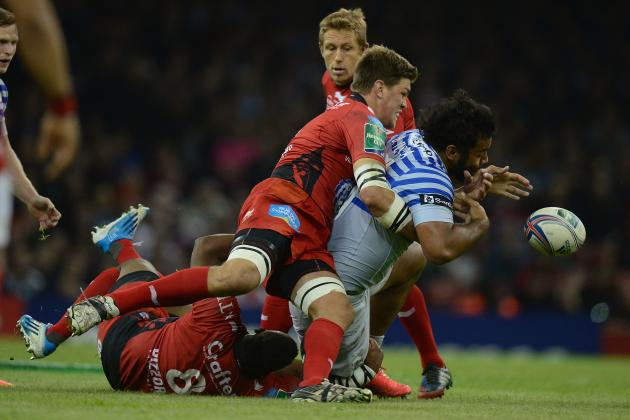 Heineken Cup Final 2014: Score and Report for Toulon vs. Saracens