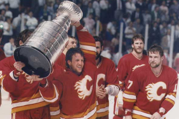 Tough Guy McCrimmon Provided Physicality During Stanley Cup Run