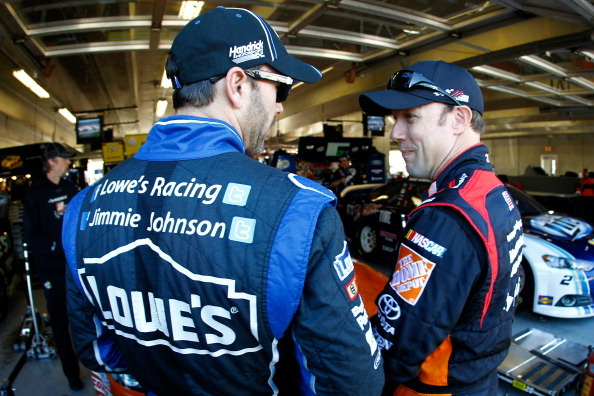Why Are Jimmie Johnson and Matt Kenseth Still Winless in 2014?