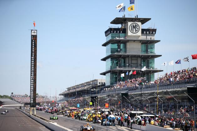 Fan Dies After Being Shot in Parking Lot Near Indianapolis Motor Speedway