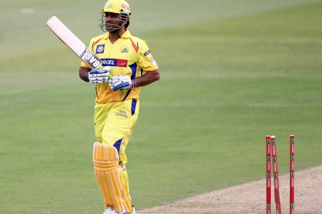 MS Dhoni Should Move Up the Order for Chennai Super Kings in IPL 7 Play-offs
