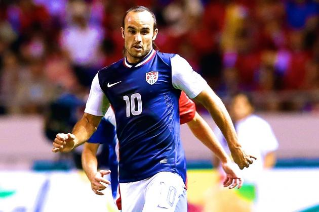 Landon Donovan Speaks About Being Left off Team USA's 2014 World Cup Roster
